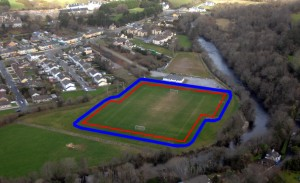 KILLARNEY ATHLETIC AERIAL