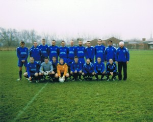 Seniors v Dingle Utd 24-1-10 FAI JUNIOR CUP LAST 64