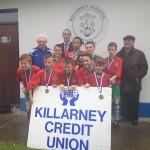 The Spar Boys Muckross Under 12 Winners 2015