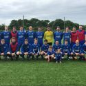 Senior A Team Before The 2016/17 Denny Premier A League Final