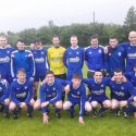 Killarney Athletic A.F.C. Squad after their 2-0 win over Listowel Celtic last night in Ferndale