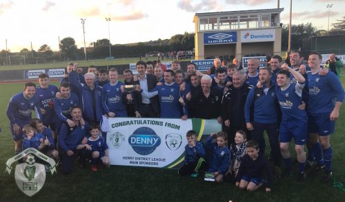 Killarney Athletic Denny Premier A League Champions 2016-17