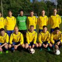 Senior A Team that defeated Dingle Bay Rovers on May 17th 2017 in the 3rd Round of the Greyhound Bar Cup.