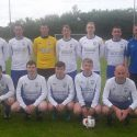 Senior A Team who defeated Killarney Celtic in the Greyhound Bar KO Cup 14 Final on Sunday 4th June 2017