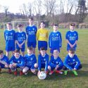 U12's before they defeated Killarney Celtic , 6th April 2017