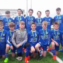 U13 John Joe Naughton Cup Runners Up , May 22nd 2017